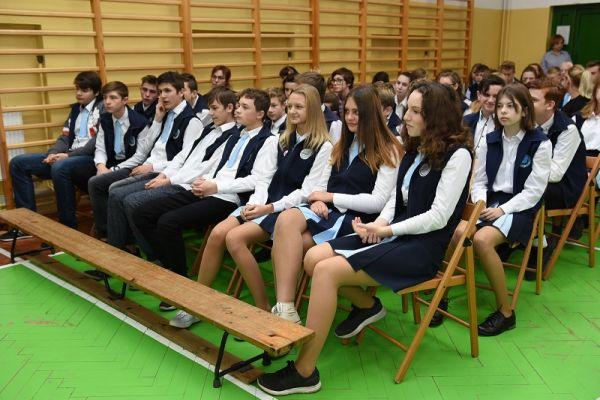 Kornelówka świętuje Niepodległość - uczniowie Szkoły Podstawowej Nr 1