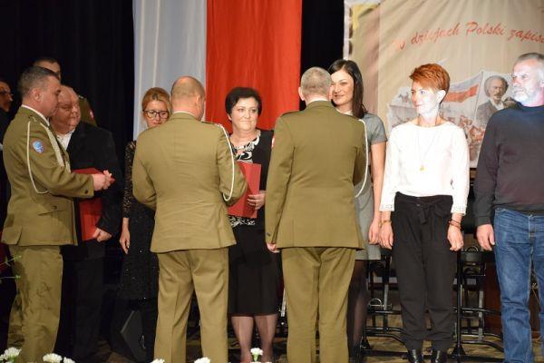 100 Rocznica Odzyskania Niepodległości - na scenie wyróżnieni oraz nagrodzeni
