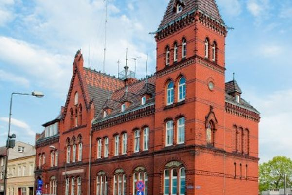 Budynek Poczty Główenej