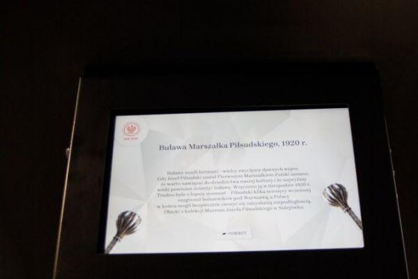 buława Józefa Piłsudskiego