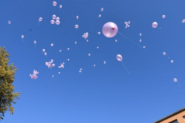 Puszczanie balonów