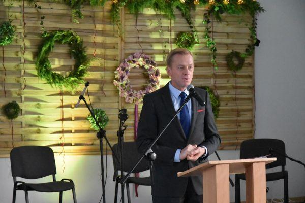 na zdjęciu Poseł na Sejm RP Paweł Suski
